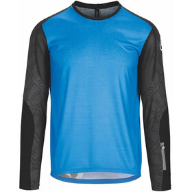 assos Trail LS Jersey Men corfu blue